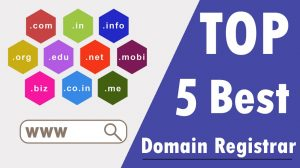 Top 5 Best Domain Registrars of 2019